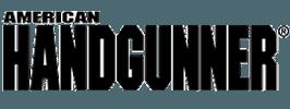 American Handgunner Magazine logo Featured the BioThane Super Belt