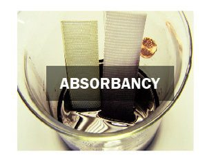BioThane Belt Features Absorbancy