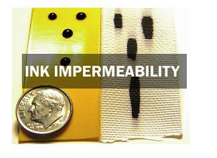 BioThane Belt Features Impermeability