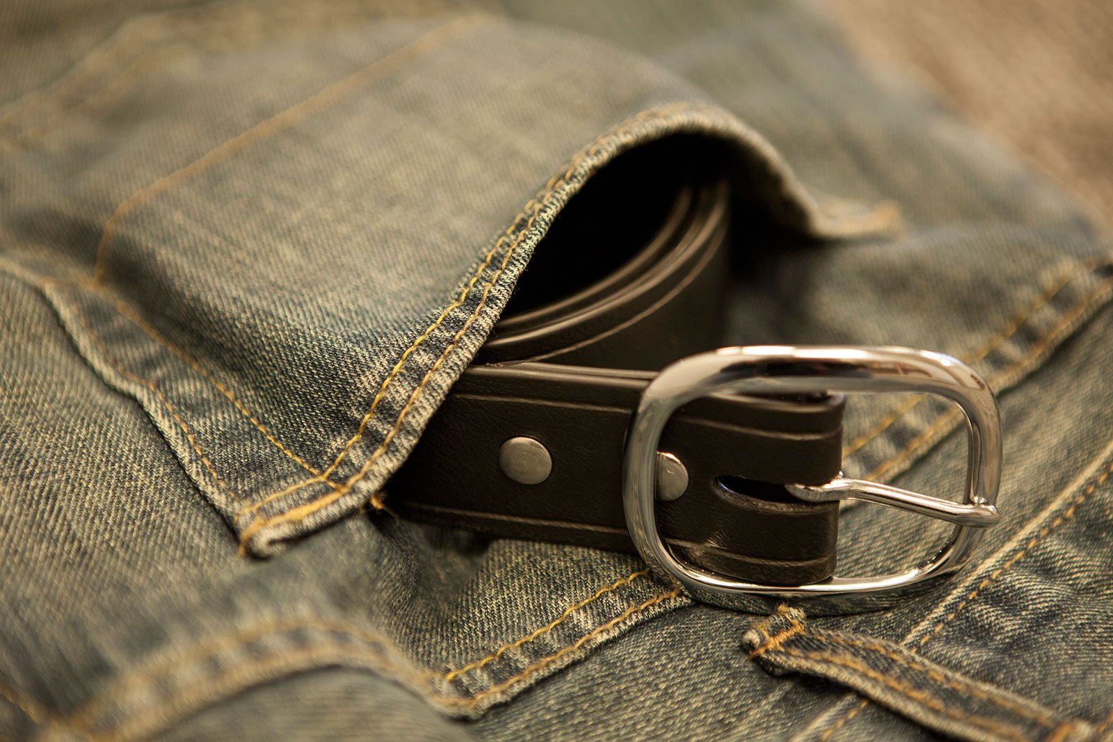 The Indestructible Super Belt Looks great with Jeans or any Pants Better than Leather Will Never Stretch or Break